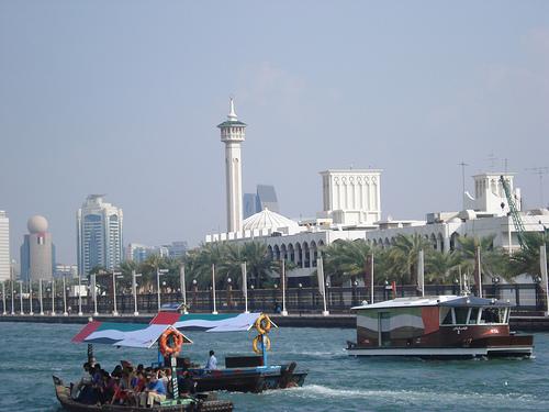 DubaiCreekPalaceView